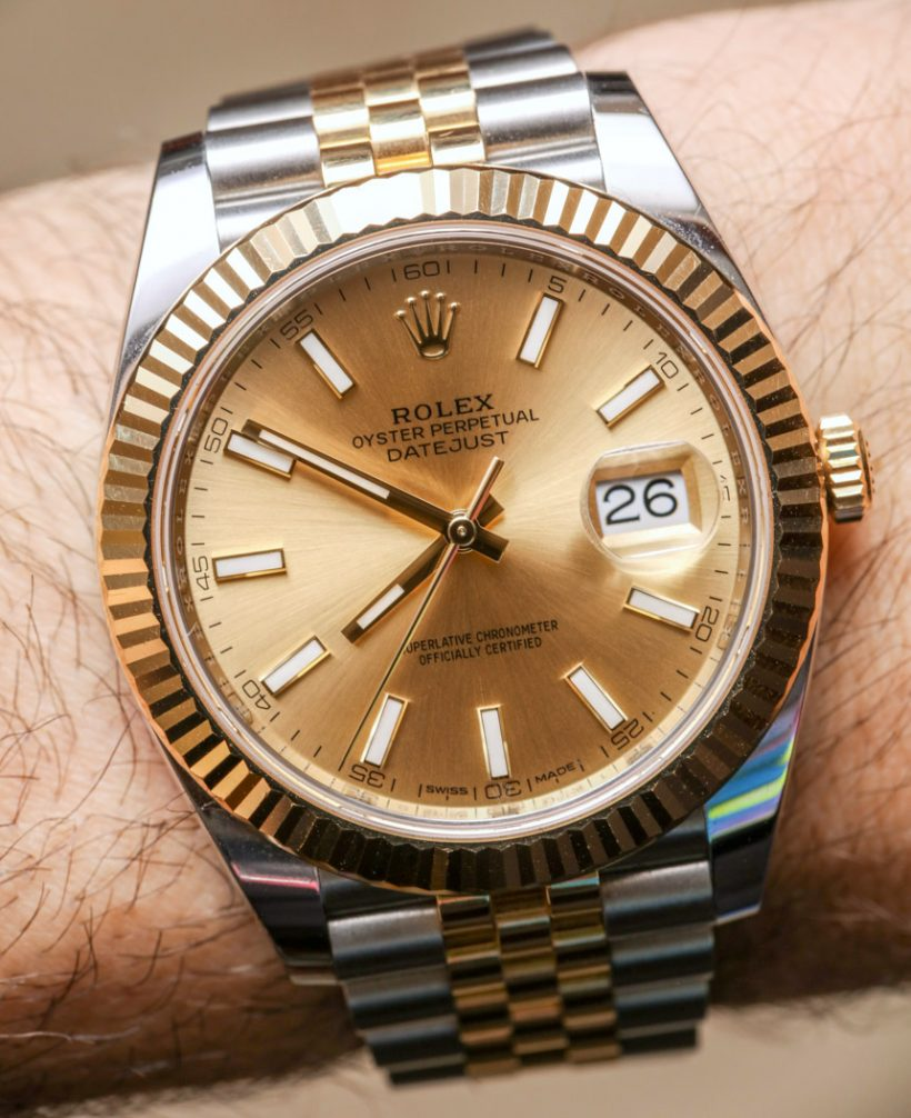 a3ef72cc49cd5 Replicas Reloj Rolex Datejust 41 a largo plazo – Replicas Relojes ...
