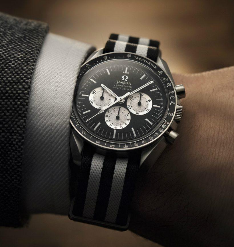 6f55f0cb1e9f Replicas Relojes Omega Speedmaster  Speedy Tuesday  Limited Edition ...