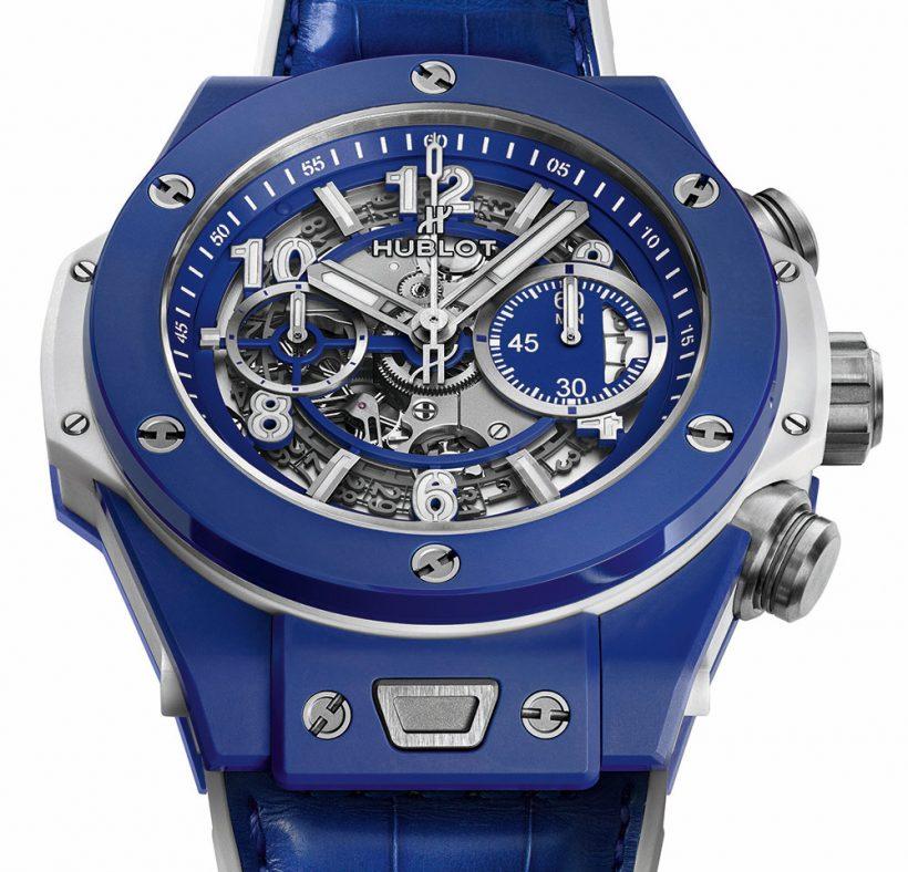 Replicas Relojes Azul Hublot Big Bang Replicas Relojes